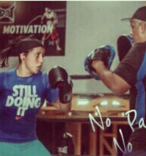 5 rounds con Karelys Parras: Boxeadora Profesional.